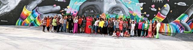 Sista Love Gathering 10-10-15